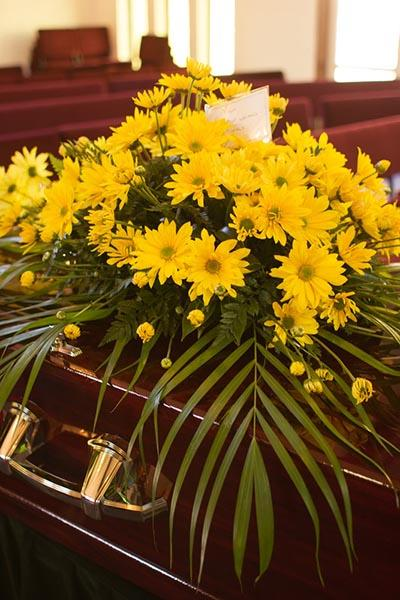 Funeral Flowers and their Symbolism